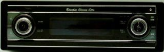 Bilenkin's Classic 88 / A vintage styled in dash CD Car Stereo Receiver of reference series (DSP, 24 bit DAC, 4x50W, 1 din, etc.)  Vehicle Cd Digital Music Player Receivers