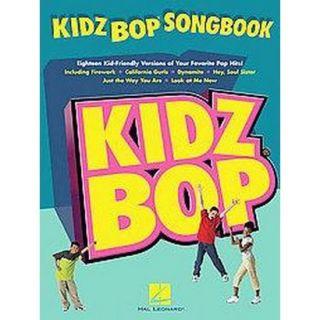 Kidz Bop Songbook (Paperback)