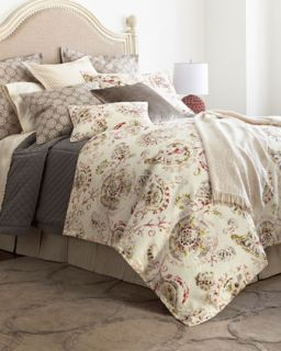King Anya Floral Sham   Legacy By Friendly Hearts