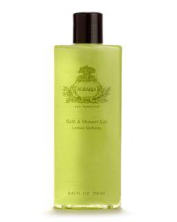 Lemon Verbena Bath & Shower Gel   Agraria