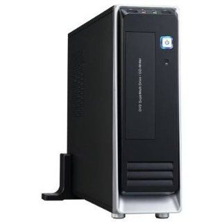 Winsis WD 02 Black Micro ATX Desktop Computer Case with 350W Power Supply: Computers & Accessories
