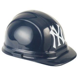 MLB New York Yankees Hard Hat  Sports Related Hard Hats  Sports & Outdoors