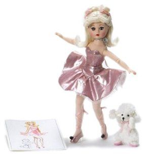 """Madame Alexander Dolls 10"""" Pin Up Collection Limited Edition Doll   Pom Pom Sweetie Toys & Games"""