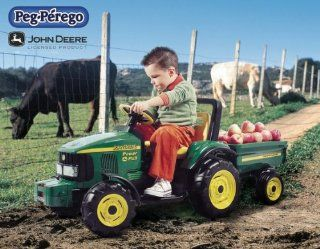 John Deere Power Pull: Toys & Games