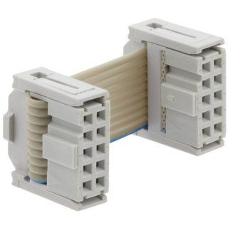 Siemens 3UF7 930 0AA00 0 SIMOCODE Connection Cable, Flat, .025m Length Electronic Relays Industrial & Scientific