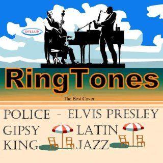 Ringtones Police, Elvis Presley, Gipsy King, Latin Jazz Various Artists