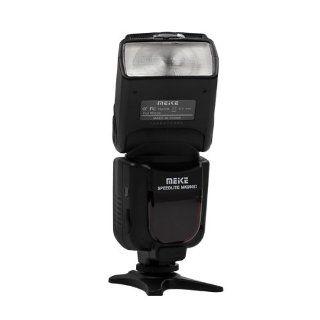 Meike MK 950 Mark II TTL Slave Wireless Flashgun Speedlite for Nikon F Camera : On Camera Shoe Mount Flashes : Camera & Photo