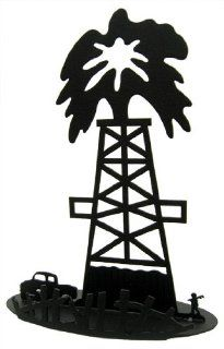 Shop OIL DERRICK CENTERPIECE at the  Home D�cor Store