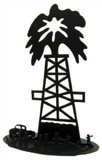 Shop OIL DERRICK CENTERPIECE at the  Home D�cor Store