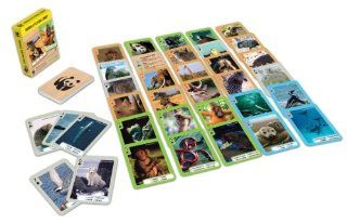Endangered Species Playing Cards Toys & Games