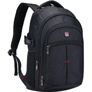 BAL ANG Colorful series Lightweight fashion Laptops backpack ASBA990. computer notebook tablet,knapsack,rucksack bag for man woman school student business (S, Black) Computers & Accessories