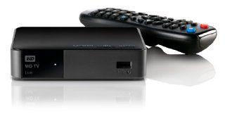 WD TV Live Media Player Wi fi 1080p Electronics