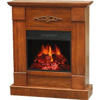 Comfort Glow EF5528RKD Springfield Electric Fireplace: Home & Kitchen