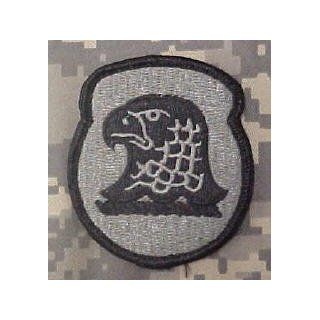 Iowa National Guard ACU Patch   Foliage Green: Military Apparel Accessories: Clothing