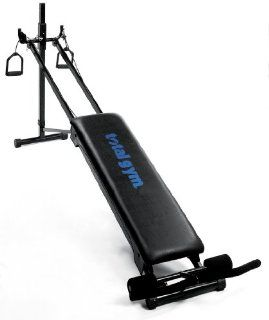 TOTAL GYM 1000   Complete Workout  Home Gyms  Sports & Outdoors