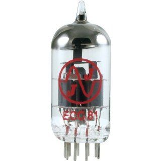 JJ Electronics T 12AT7 JJ Vacuum Tube ECC81 Electric Guitar Power Amplifier Musical Instruments