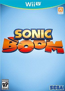 Sonic Boom Rise of Lyric   Wii U Video Games