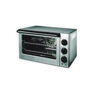 Magic Mill MTO380S Professional 1.5 Cubic Foot Convection Oven with 1700 watts of power Kitchen & Dining