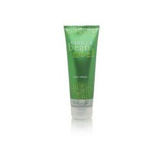 Bath and Body Works Holiday Traditions Collection Vanilla Bean Noel Body Cream, 8 oz, 2008 edition : Body Lotions : Beauty
