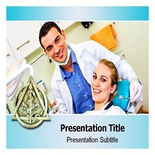 Dentist PowerPoint Template   Slides PPT Templates on Dentist Software