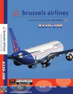 Brussels Airlines Airbus A330 300:  , Just Planes: Movies & TV