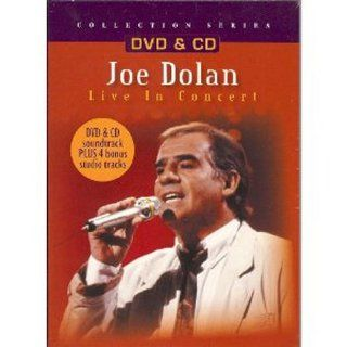 Joe Dolan   Live in Concert (DVD & CD): Joe Dolan: Movies & TV