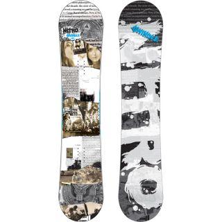 Nitro Swindle Snowboard   Freestyle Snowboards
