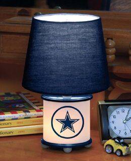 Dallas Cowboys Memory Company Team Dual Lit Accent Lamp NFL Football Fan Shop Sports Team Merchandise