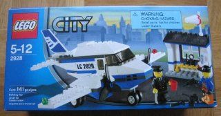 Lego City Set #2928 Airplane: Toys & Games