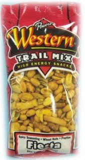 Powers Fiesta Western Trail Mix, 7.5 Ounce (Pack of 6) : Grocery & Gourmet Food