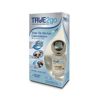 True2go Blood Glucose Starter Kit 1 Ea (Pack of 2) Health & Personal Care
