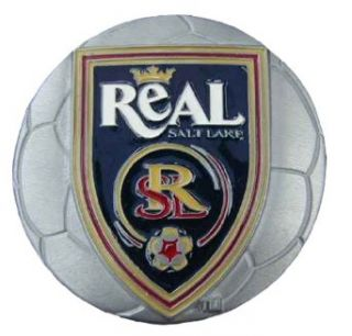 Real Salt Lake Logo Novelty Belt Buckle Clothing
