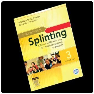 Introduction to Splinting   Book: Health & Personal Care