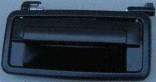 87 96 CHEVY CHEVROLET CORSICA FRONT DOOR HANDLE LH (DRIVER SIDE), BLACK, & REAR (1987 87 1988 88 1989 89 1990 90 1991 91 1992 92 1993 93 1994 94 1995 95 1996 96) C462108 16626761 Automotive