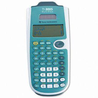 New TI 30XS Scientific Calculator 16 Digit LCD Case Pack 1   511719