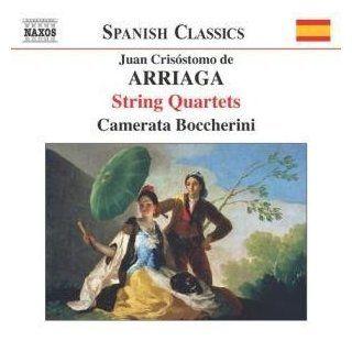 Arriaga  String Quartets Music
