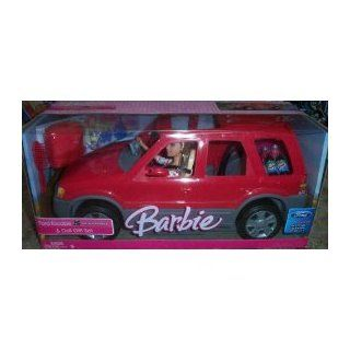 Barbie Doll Ford Escape Toys & Games