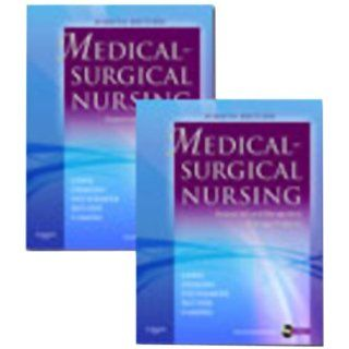 Medical Surgical Nursing: Assessment and Management of Clinical Problems, 8th Edition (2 Volume Set) (9780323065818): Sharon L. Lewis, Shannon Ruff Dirksen, Margaret M. Heitkemper, Linda Bucher, Ian Camera: Books