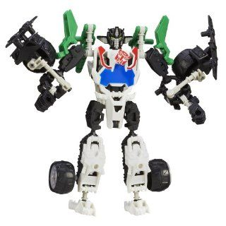 Transformers Construct Bots Elite Class Wheeljack Buildable Action Figure Toys & Games