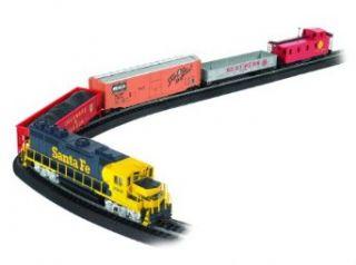 Bachmann Trains Rail King Ready To Run HO Scale Train Set Toys & Games