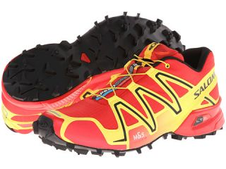 Salomon Speedcross 3 Canary Yellow/Bright Red/Black