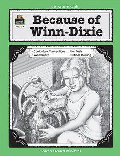 Lit. Unit: Because of Winn Dixie: Toys & Games