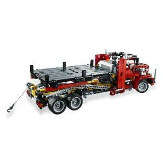 LEGO Technic Set #8109 Flatbed Truck: Toys & Games