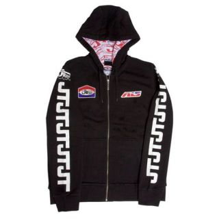 JT Racing Hoodie   Logo Patch