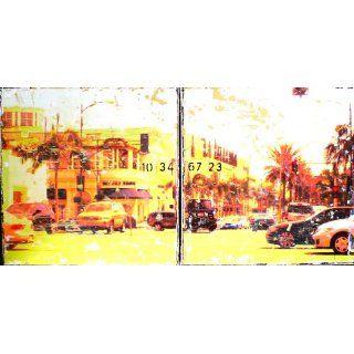 Art Rodeo Drive  Mixed Media  Marion Duschletta