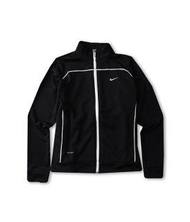 Nike Kids Girls Waffle Dri Fit Knit Jacket Little Kids Big Kids