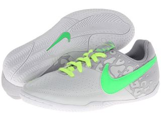 Nike Kids Elastico II Jr (Toddler/Little Kid/Big Kid) Pure Platinum/Volt/Poison Green