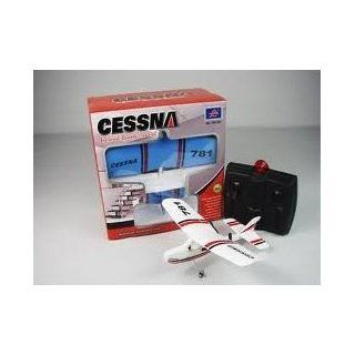 Cessna 781 Electric 2 Ch Infrared Remote Control RC Airplane RTF (Colors Vary) with Mini Tool Box (cog)