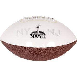 Road to Super Bowl XLVIII Domestic Full Size Football