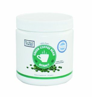 BodySuperior Green Coffee Bean Extract Bulk Powder, 50 grams, 62 Servings (Contains 50% Chlorogenic Acid) Health & Personal Care